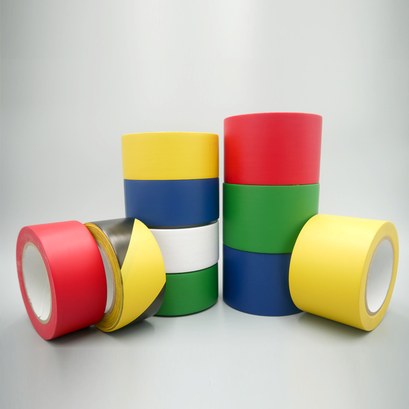 Floor Marking Tapes and Applicator
